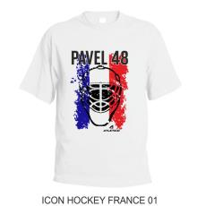 001 Tričko ICON HOCKEY FRANCE 01